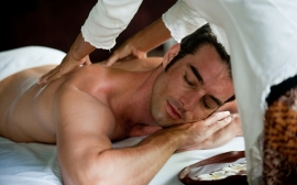 Relajante y muscular cuerpo entero