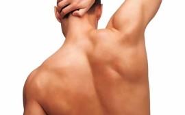 Depilación especial hombre (hombros)