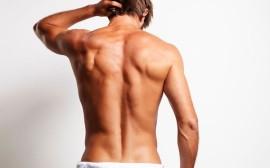 Depilación especial hombre (espalda)
