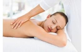 Masaje relajante y muscular de Espalda