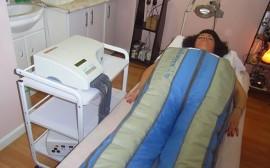 10 sesiones de presoterapia