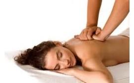 Masaje relajante y muscular cuerpo entero
