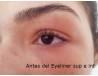 Micropigmentación Eye-liner inferior